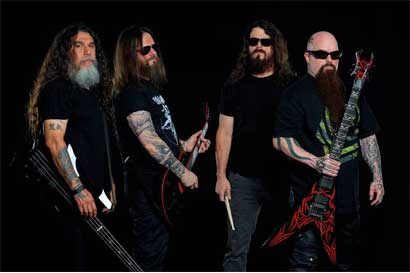 Slayer regresa a Costa Rica