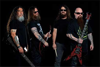 Slayer ofrecerá concierto el 1° de mayo en Costa Rica