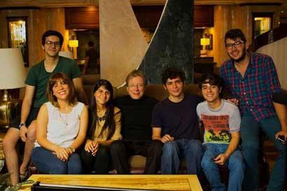 Veritas destaca en Premios Nacionales del Audiovisual Costarricense