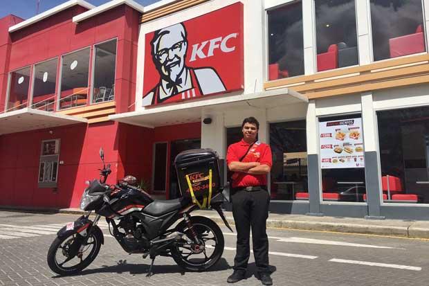 KFC expande servicio exprés a Heredia y Santa Ana