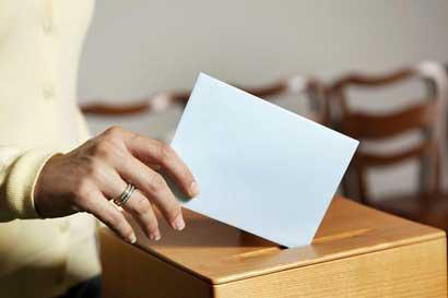 Hoy vence plazo para que partidos políticos soliciten inscripción para elecciones nacionales