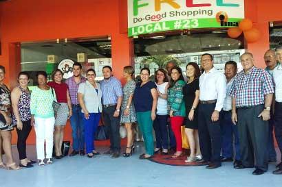 Nueva tienda en Golfito aportará dinero al IMAS de acuerdo con sus ventas