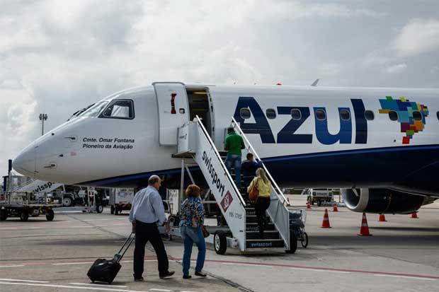Aerolínea brasileña Azul inicia proceso para cotizar en Estados Unidos