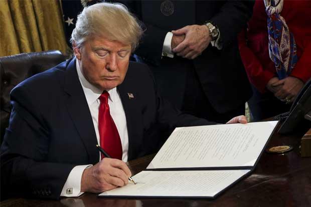Lucha de Trump contra inmigración iría a la Corte Suprema