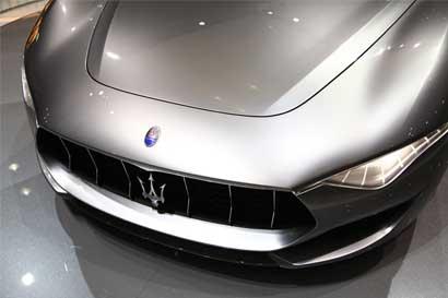 Maserati retira 40 mil vehículos del mercado por defectos