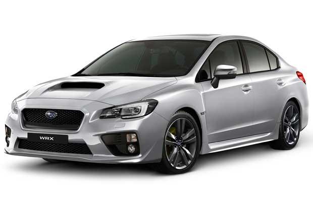 Subaru obtuvo tres premios por mejor precio de reventa