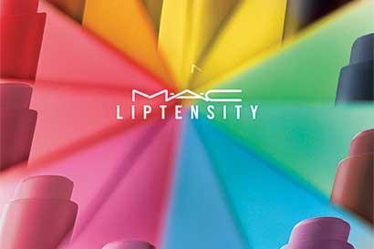 Más de 20 labiales conforman la nueva colección de MAC