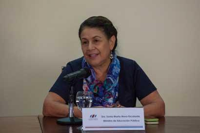 Tareas y extraclases tienen valor pedagógico fundamental, según ministra de Educación