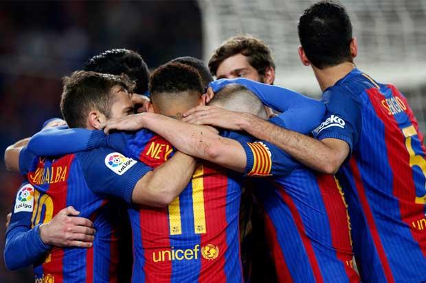 Barcelona empata y avanza a la final de Copa del Rey