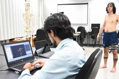 TEC desarrolla app para prevenir lesiones