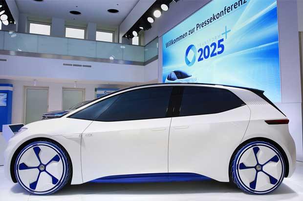VW destina $2 mil millones a promoción de autos eléctricos