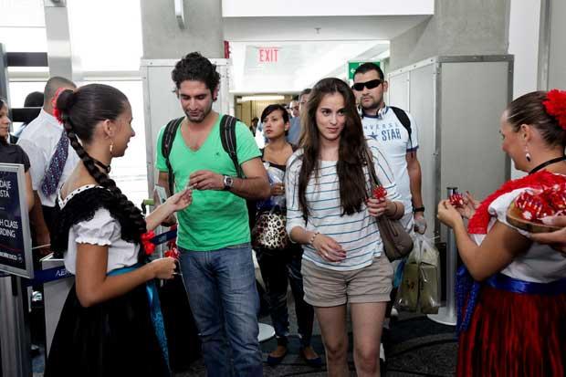 País estableció nuevo récord en cantidad de llegadas internacionales