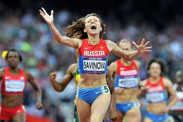 Rusia fuera del Mundial de Atletismo