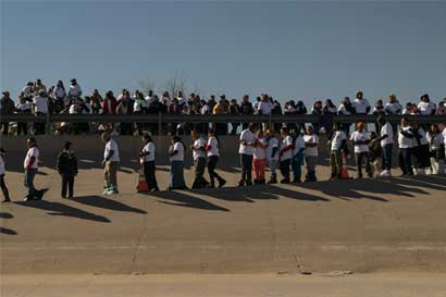 Plenario declara solidaridad con el pueblo mexicano por construcción del muro