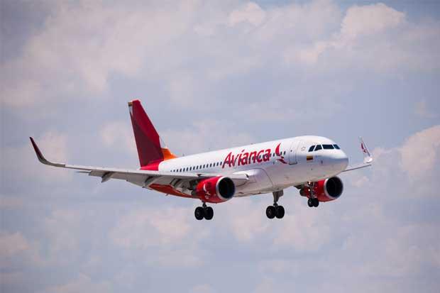Avianca aumenta sus frecuencias Costa Rica-Bogotá