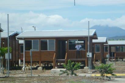 Vecinos de Batán en Limón disfrutan de nuevas viviendas sostenibles