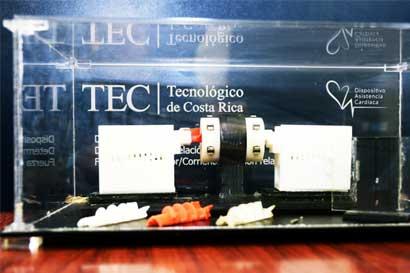 TEC desarrolla impulsor para bombas de sangre