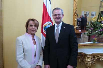 Costa Rica presentó candidatura al Consejo Ejecutivo de la Unesco