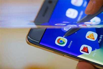 Modelo grande del Galaxy S8 usaría la misma batería que el Note 7