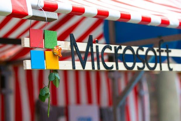 Microsoft podrá continuar con su demanda contra gobierno EEUU