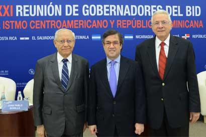 BID respaldó esfuerzos para reforma fiscal en Costa Rica