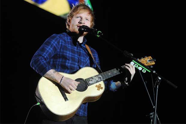 Entradas para Ed Sheeran salen a la venta la próxima semana
