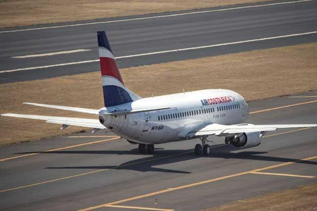 Air Costa Rica inició operación de vuelos chárter