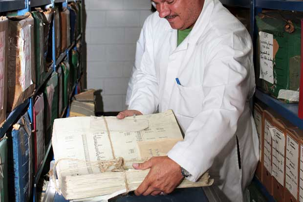 Abren periodo de inscripción para Premios Nacionales en Archivística