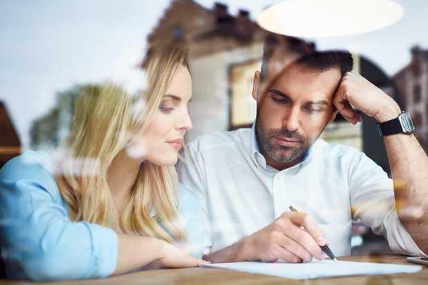 Organice sus finanzas en pareja