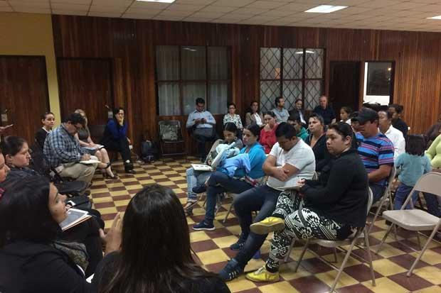 Estado dará casa a familias que viven en inmediaciones del puente Saprissa