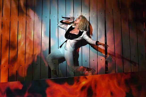 Katy Perry rompió record musical en Spotify