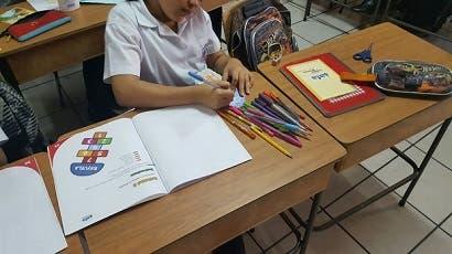 IAFA alista implementación del programa Aprendo en escolares