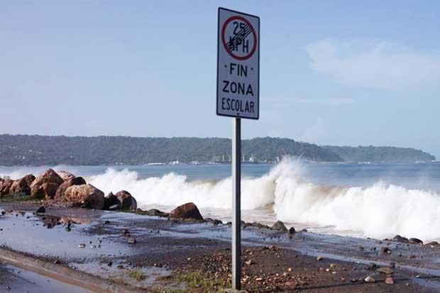 CNE realizará simulacros para tsunamis en Guanacaste
