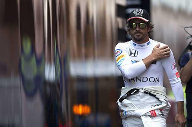Mejor pagado de F1 no gana un título hace diez años