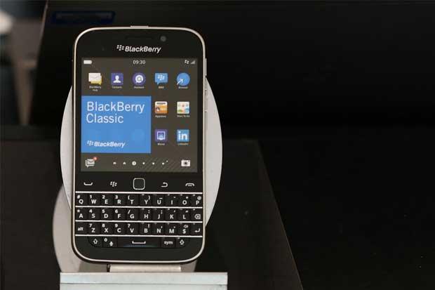 Blackberry cae al 0% en participación global de mercado de celulares