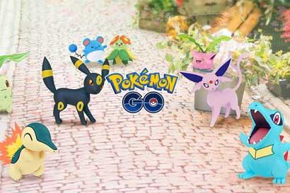 Pokémon GO se expande con 80 nuevas criaturas