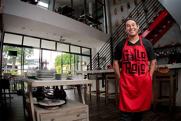 Gallo Rojo ofrecerá desayunos fines de semana