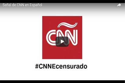 Gobierno de Venezuela ordena sacar del aire a CNN en Español