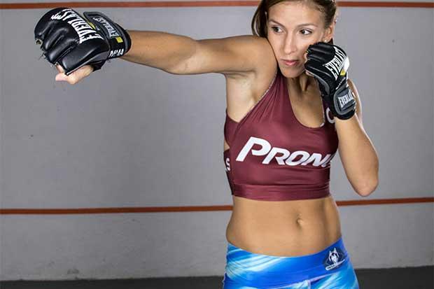 MMA nacional se disfrutará en La Rumba