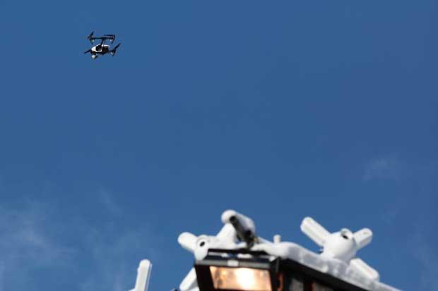 Gobierno exonera pago por certificación para explotación de drones con fines comerciales