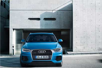 Audi tendrá exposición de sus modelos en City Place