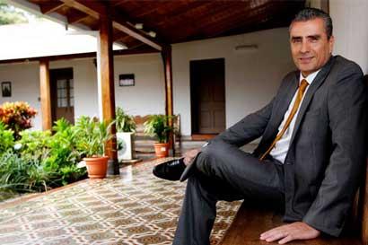 Otto Guevara solicitó nombrar miembro del Consejo de Sutel