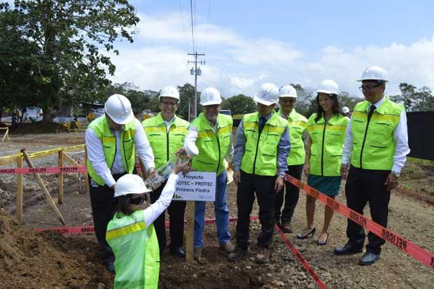 TEC inició construcción de nuevos laboratorios en San Carlos