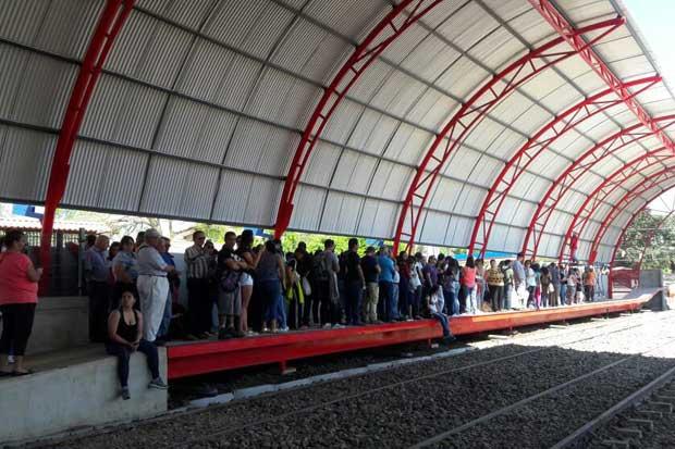 Incofer suspendió servicio de tren directo hacia Alajuela