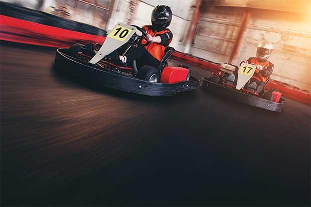Disfrute este sábado de Go Karts gratis en Heredia