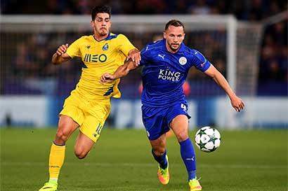Leicester vuelve a ser cenicienta