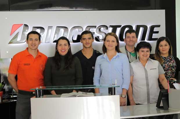 Bridgestone fue reconocida como una de las mejores empresas para trabajar en el país