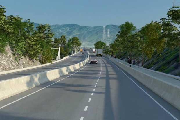 Construcción de nuevo puente en radial Santa Ana-Belén iniciará en marzo
