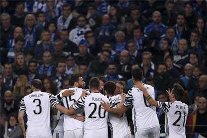 Juventus y Sevilla consiguen ventaja en octavos de la Champions