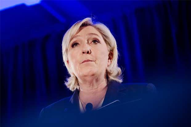 Primero Brexit, luego Frexit: Le Pen dice ser como Theresa May